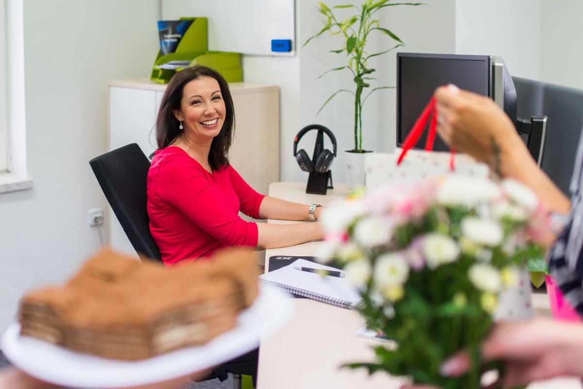 Office manager v msg life Slovakia