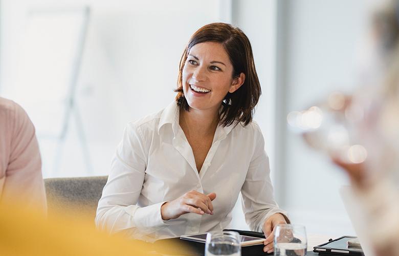 Business Consultant s nemeckým jazykom