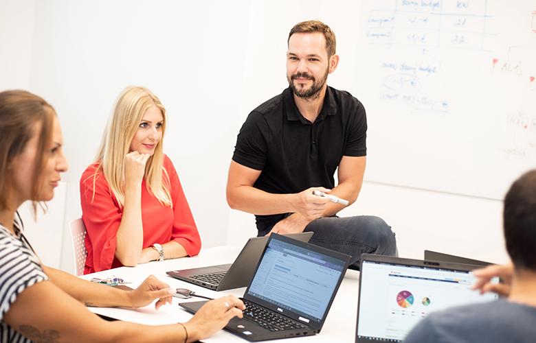 Project manager junior / senior s nemeckým jazykom – Bratislava