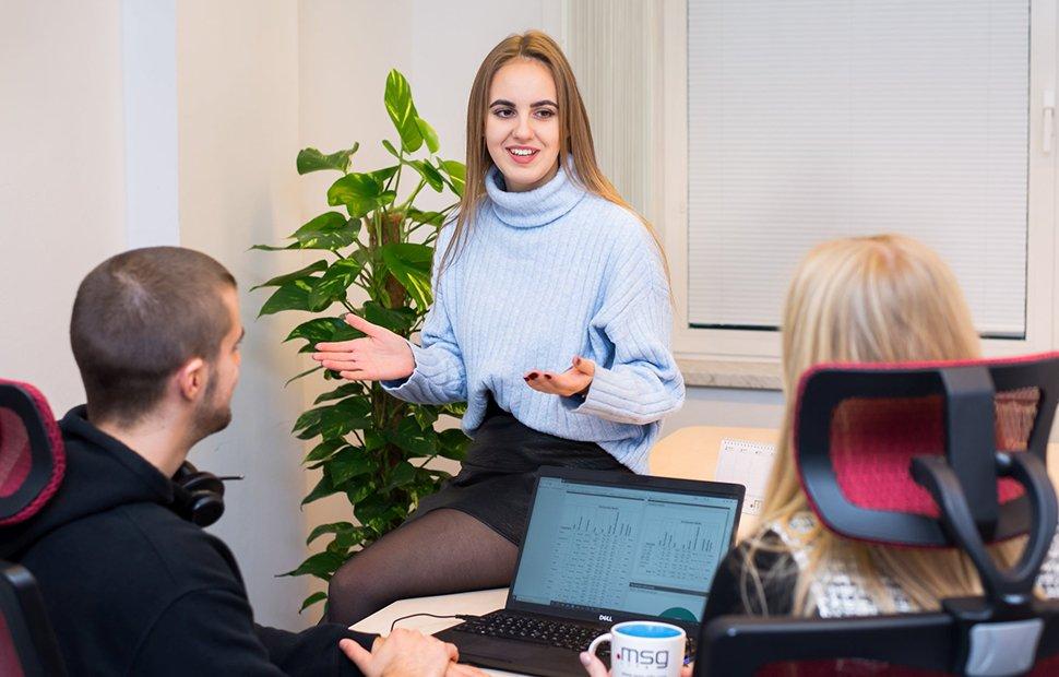 Ponuka práce Business Consultant v Bratislave