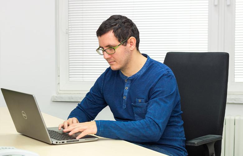 Ponuka práce Java softvérový developer