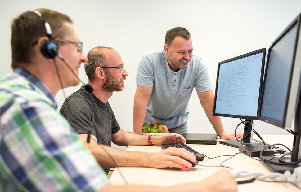 Home Office pracovná ponuka Java Developer Insurance Software